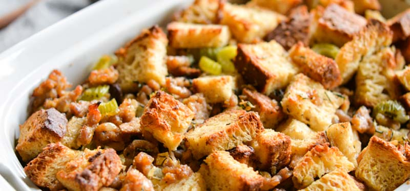 Old-Fashioned Gluten-Free Stuffing
